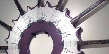 gitaar kunst