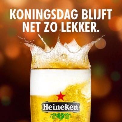 Heineken-troonafstand