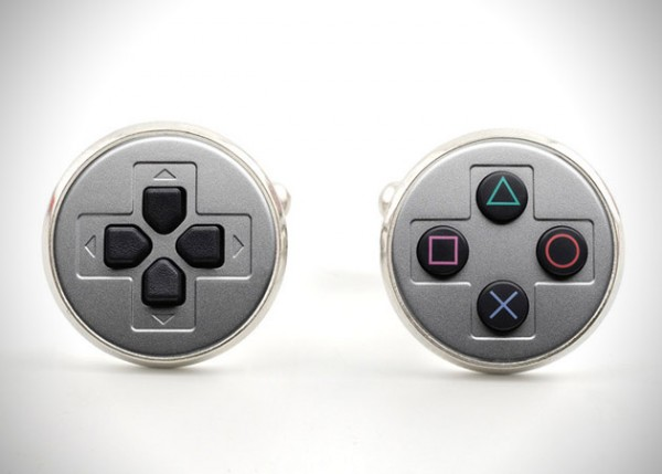 Playstation-Cufflinks-e1362600925950