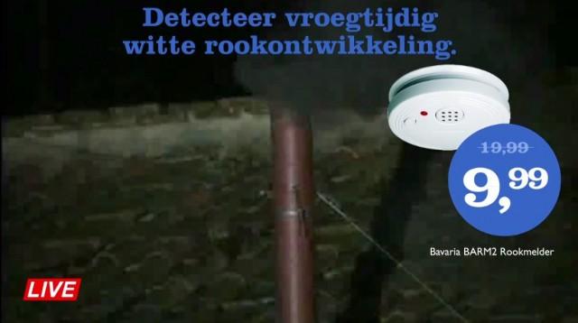 Witte rook bol.com paus