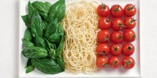 Italy-Food-Flag