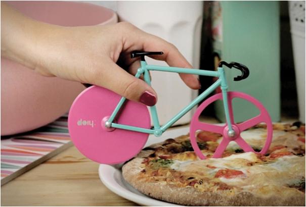 Design Keuken Gadgets : Pizza Cutter Fixie